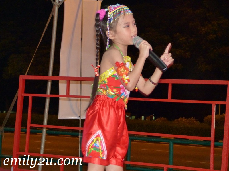 kids Chinese New Year programme