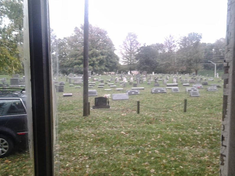 Friend's cemetery