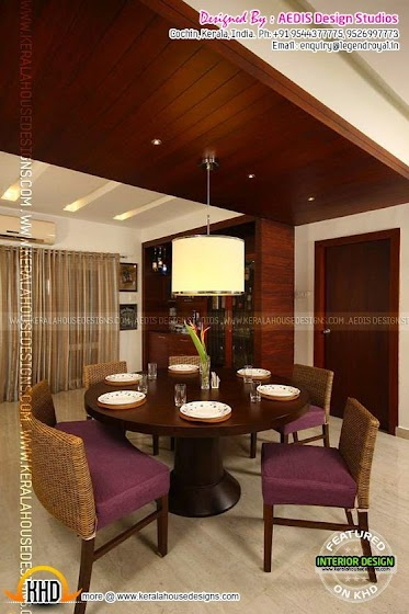 Finished Interior Designs In Kerala: Finished Interior Designs By Aedis Design, Cochin