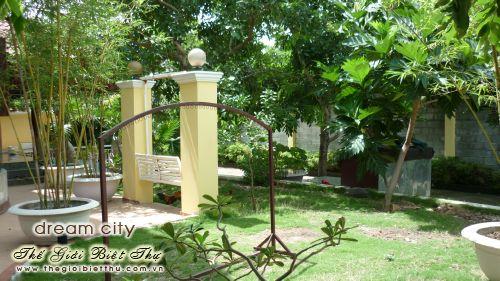 Bán Biệt thự ven sông sân vườn Thủ Đức, 500 m2 giá 9. 5 tỷ – BT45
