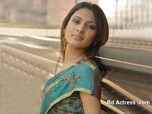Bangladeshi Model Mahjabeen Chowdhury