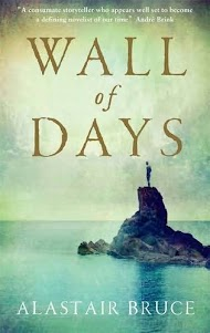 Wall of days - Alastair Bruce
