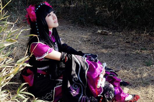 Vẻ đẹp ngây thơ của nữ hiệp Vạn Hoa Cốc
