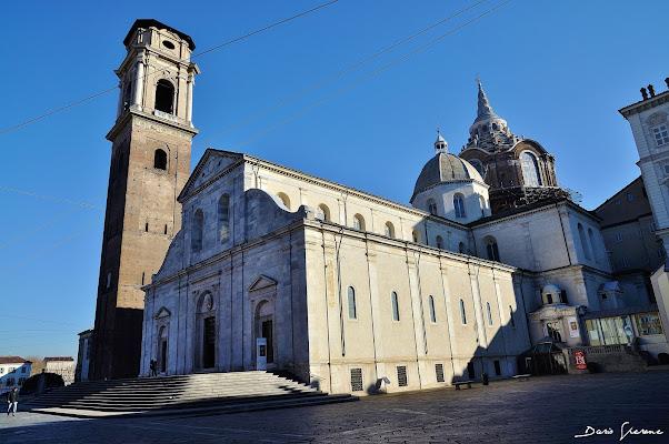 Cattedrale di San Giovanni Battista, Piazza San Giovanni, Torino, Italy