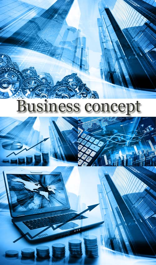Stock Photo: Business concept