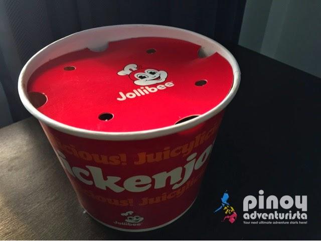 Jollibee Glazed Chickenjoy
