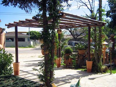 Vida bambu curitiba pr - Pergolas de bambu ...