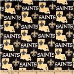 New Orleans Saints Cloth Diaper