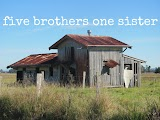 five brothers one sister