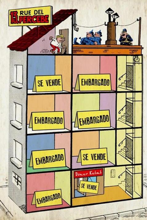 La cruda realidad de la vivienda respecto a la crisis…