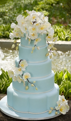 light blue wedding cakes wedding cakes pictures cake designer parzych 16856