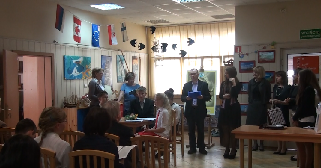 Gala IV Dolnośląskiego Konkursu Dziennikarskiego Współczesny Dolny Śląsk