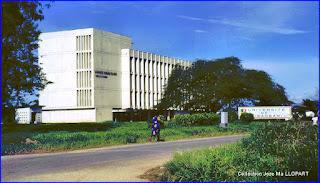 L'un des bâtiments de l'Université de Kisangani (Unikis), en Province Orientale/Ph. Droits Tiers.