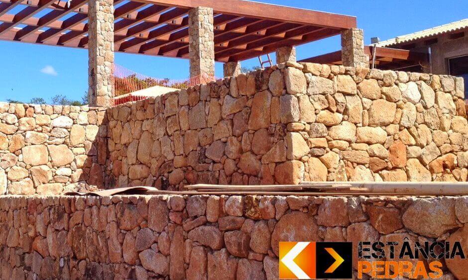 Muro de Arrimo em Fernandópolis