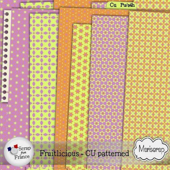 """OKC : """"Fruitlicious"""" de Mariscrap Msp_fruitlicious_patternedpaper_pvSFF"""