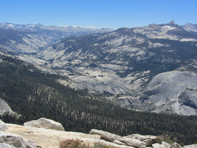 the Merced River watershed