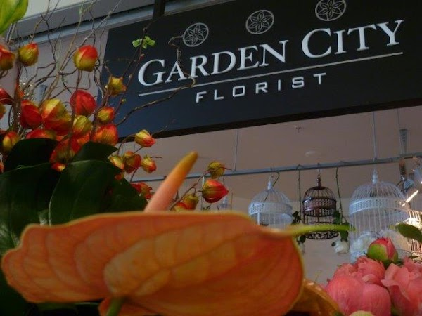 Garden City Florist Christchurch address phone opening hours