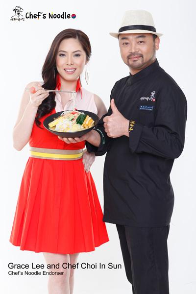 Chef's Noodle | www.thepeachkitchen.com