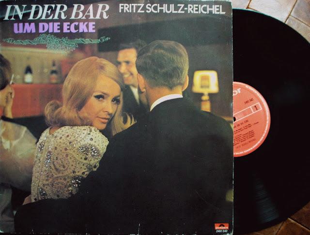 Fritz Schulz-Reichel - In der Bar um die Ecke  on Polydor 1971