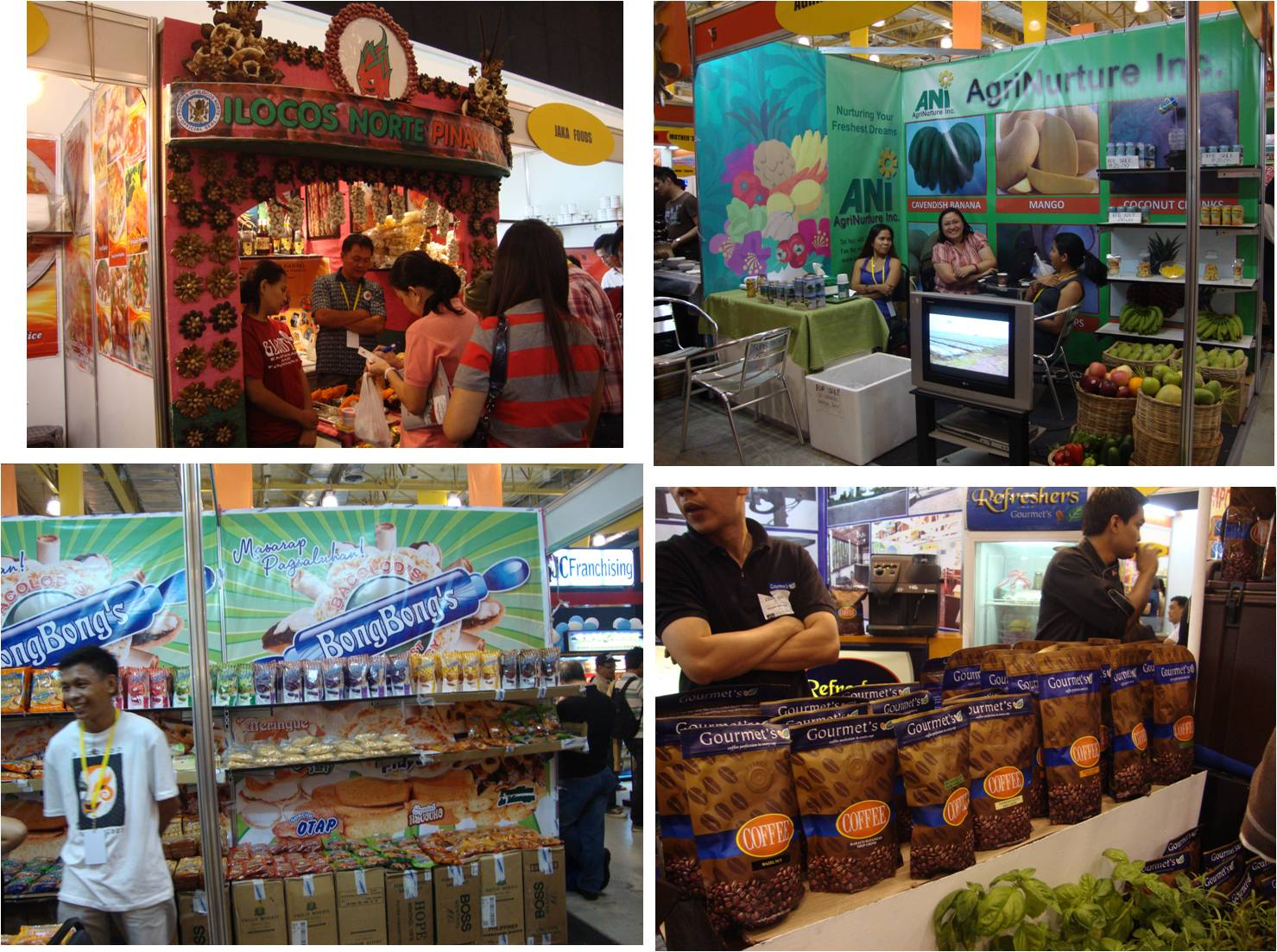 Gastronomy by joy th philippine food expo