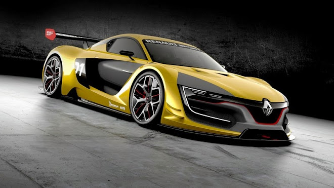 MOSCOW 2014 - Renault Sport R.S. 01 is presented [VIDEO]
