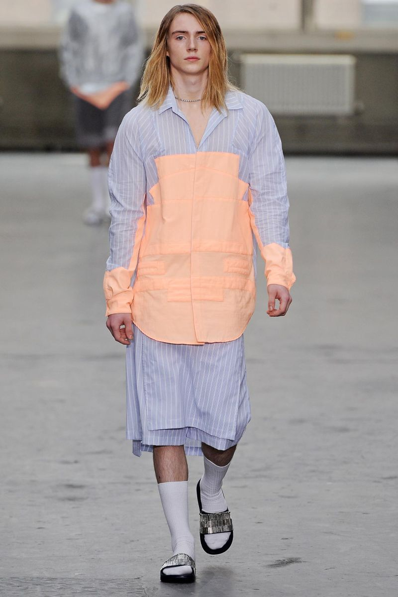 Shaun Samson Spring/Summer 2016 [men's fashion]