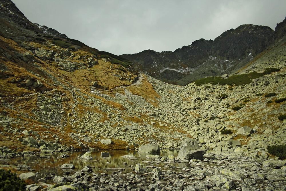 Dolina Jagnięca i Czerwony Staw