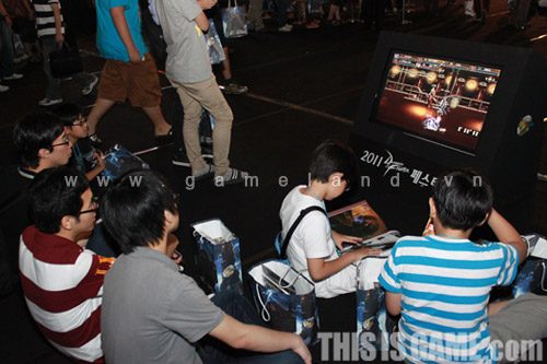 Toàn cảnh lễ hội Dungeon & Fighter Festival 2011 5