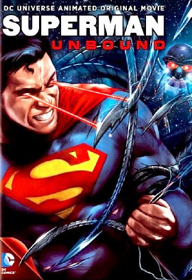 Filme Poster Superman: Unbound WEBRip XviD & RMVB Legendado