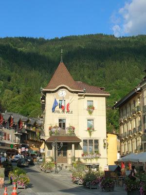 Saint-Gervais-les-Bains: il municipio