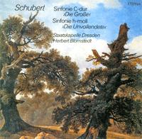 Schubert Blomstedt