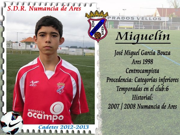 """José Miguel García """"Miguelín"""""""