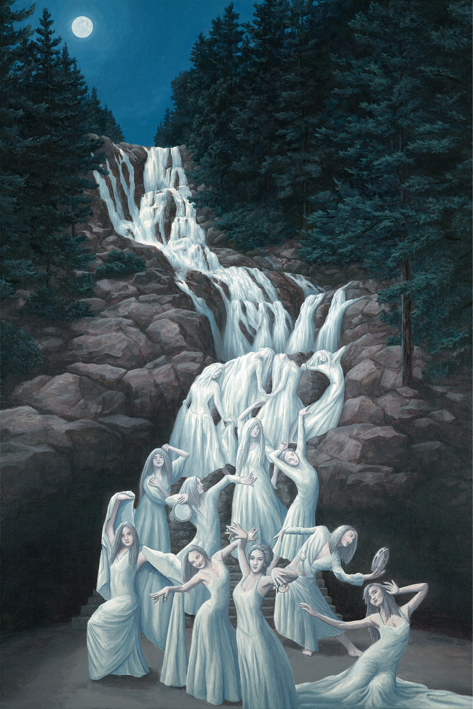 Image result for water dancing rob gonsalves
