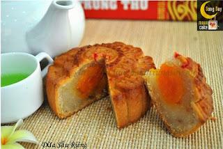 Bánh trung thu Như Lan Dừa Sầu Riêng