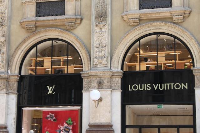 Louis Vuitton Milan La Rinascente