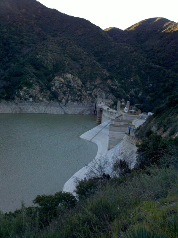 Dawson Saddle Traverse • Morris Dam