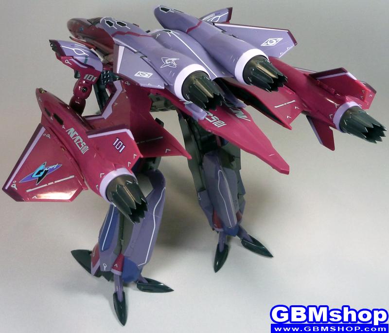 Macross Frontier VF-27 Super Lucifer Renewal Version GERWALK Mode