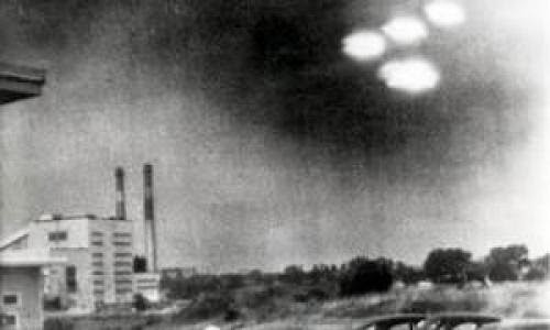 America Was Shaken By A Wave Of Ufo Sightings In Washington