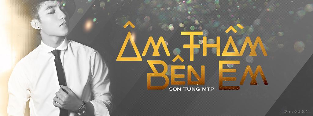 Tải ảnh bìa Âm thầm bên em Sơn Tùng M-TP đẹp cho Facebook