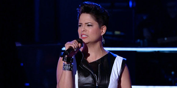 Karina Iglesias - The Voice