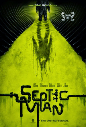 Septic Man WEBRip XviD e RMVB Legendado