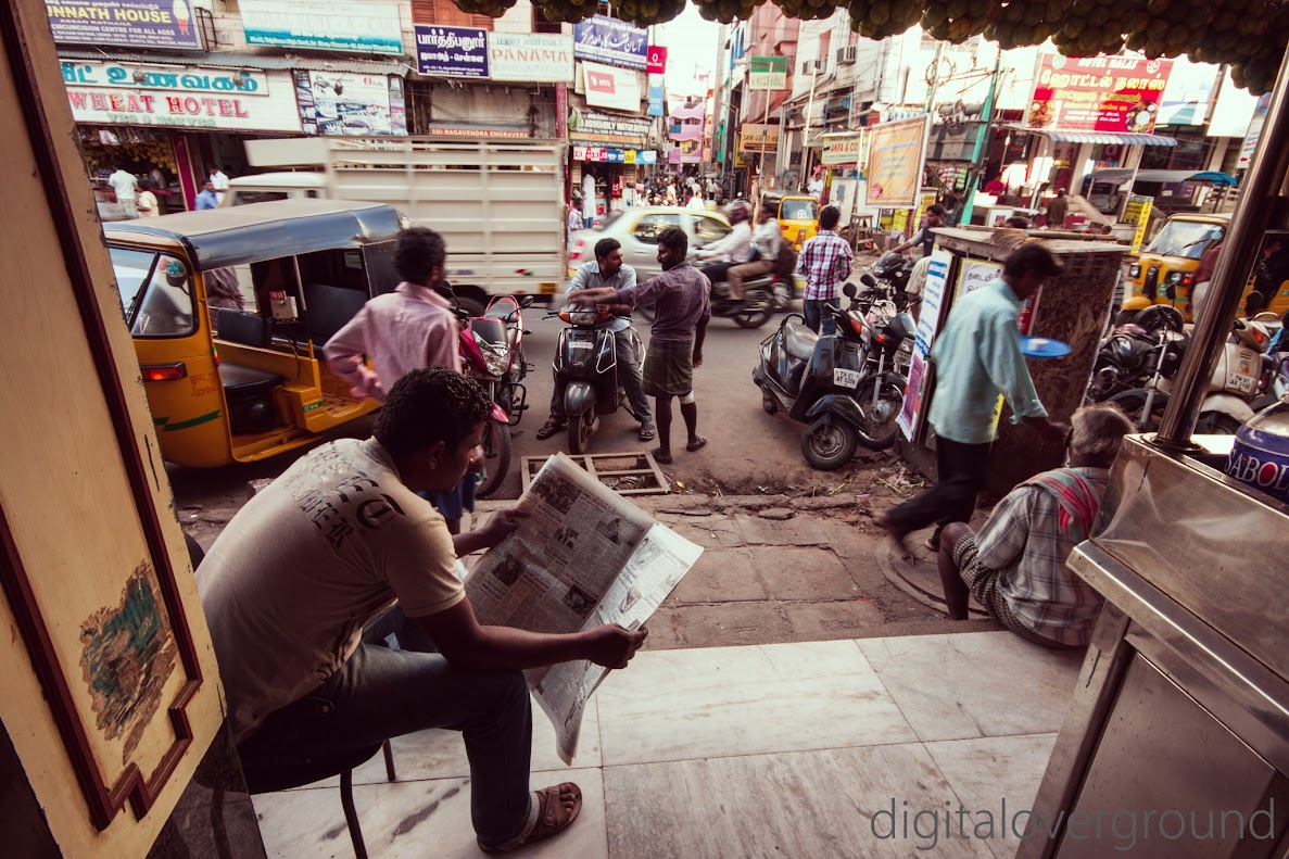 Triplicane High Road