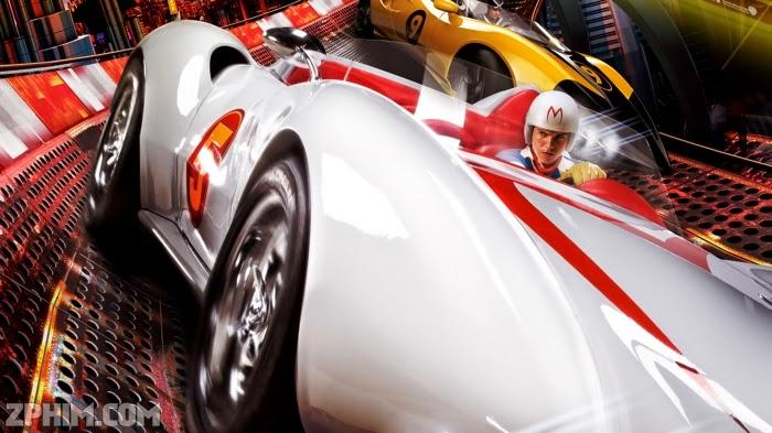 Ảnh trong phim Tay Đua Tốc Độ - Speed Racer 1