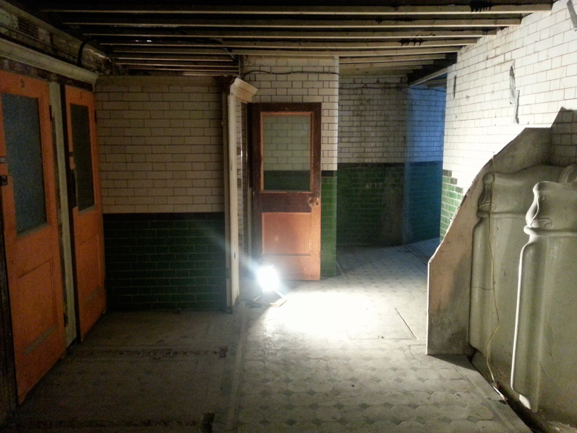 *保有60年代維多利亞風格:attendant廁所咖啡廳! 9