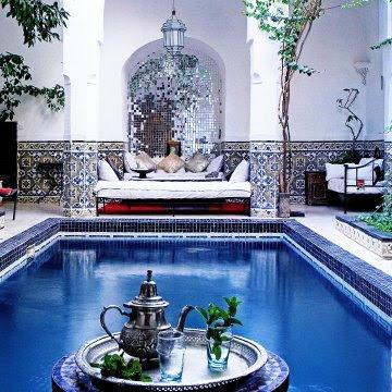 Foto Marokkanisch Scrapbook