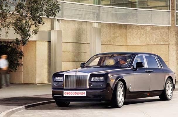 Roll-Royce Phantom Extended Wheelbase