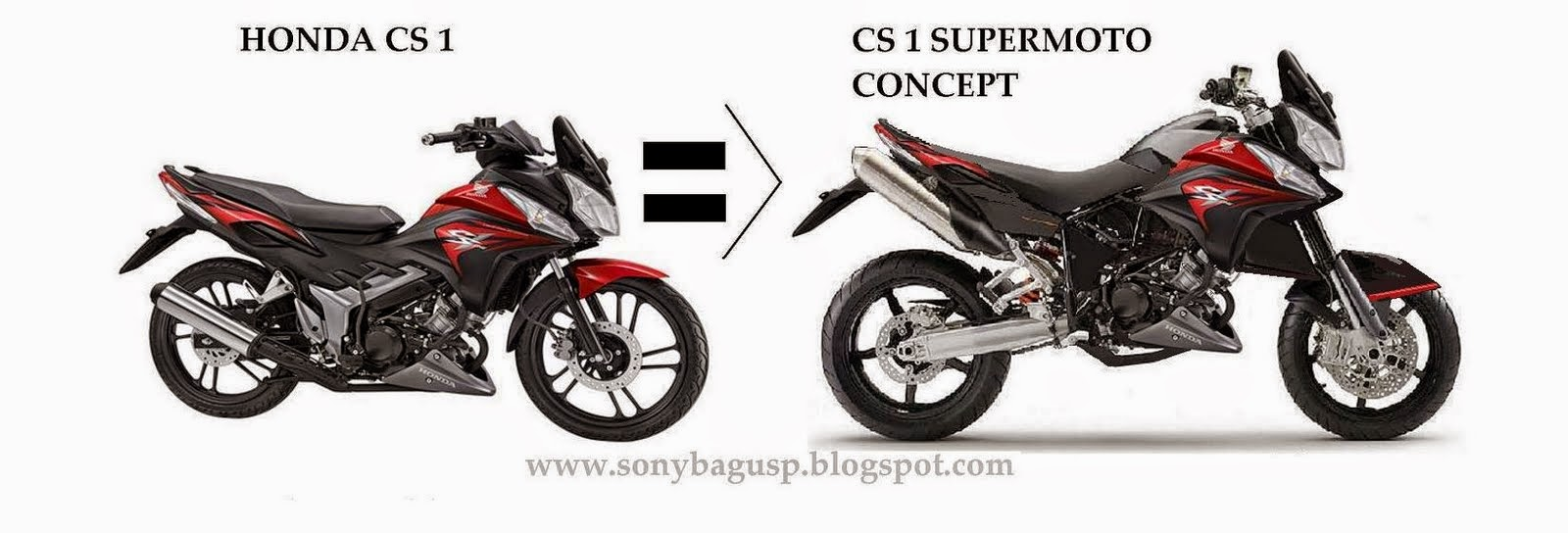 Cs 1 Modifikasi Supermoto