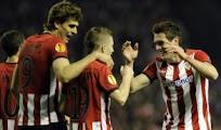 Resultado Athletic Bilbao Schalke cuartos UEFA