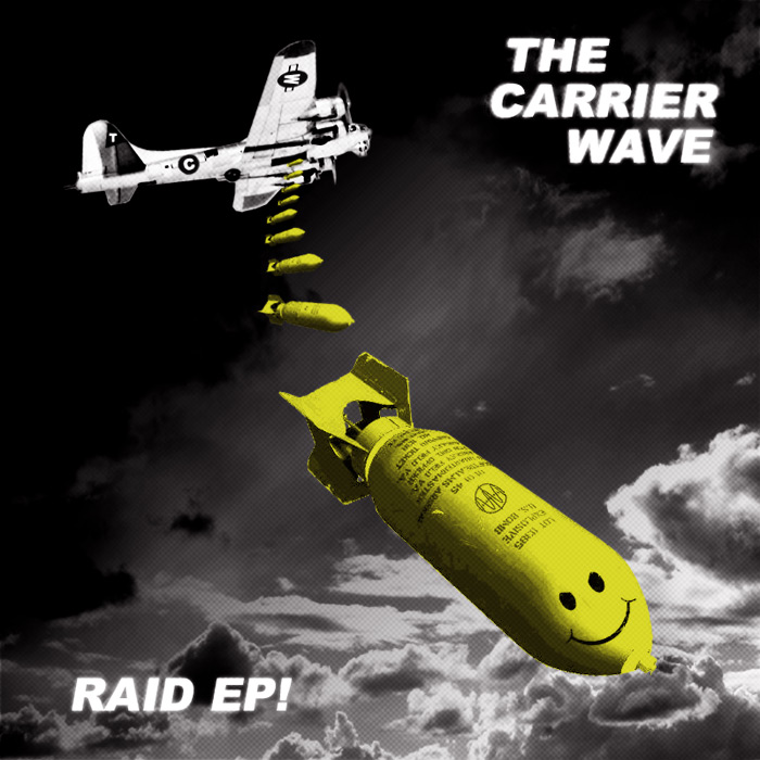the carrier wave raid ep
