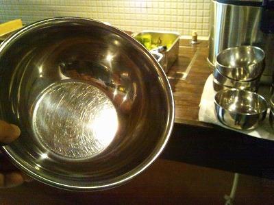 器は洗面器